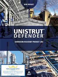 Atkore Unistrut Defender - Catalog Front Cover Image