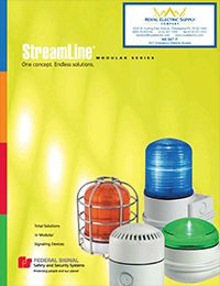 Federal Signal - Modular Series brochure Front Page