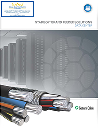 General Cable - Stabiloy Brand Feeder Solutions for Data Centers - Thumbnail