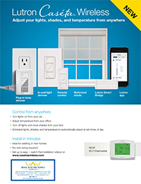 Lutron – Caséta Wireless