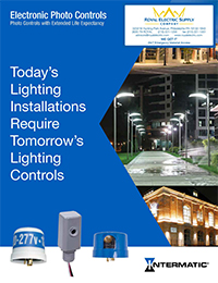 Intermatic - Electronic Photo Controls Brochure - Thumbnail
