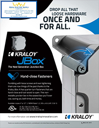 Kraloy – JBox – The Next Generation Junction Box