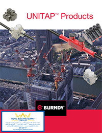 Burndy – Uni-Tap Products