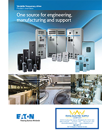 Eaton – Variable Frequency Drives