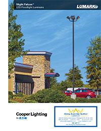 Eaton – Lumark Night Falcon LED Floodlight