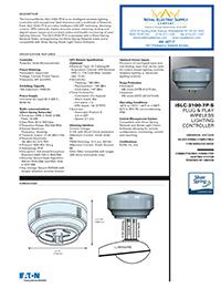 Eaton – Streetworks ISLC 3100-7P Wireless Lighting Controller