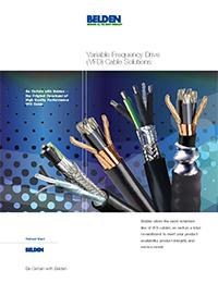 General Cable – Belden VFD Cable