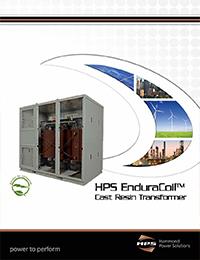 Hammond Power Solutions – HPS EnduraCoil Cast Resin Transformers