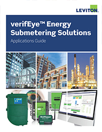 Leviton  – VerifEye SubMetering Solutions