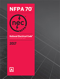 NFPA – 2017 National Electrical Code® Change Summary