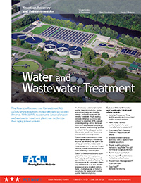 Eaton – Water and Wastewater Treatment Solutions