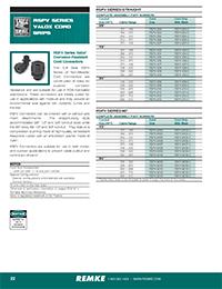 Remke – Valox Cord Grips